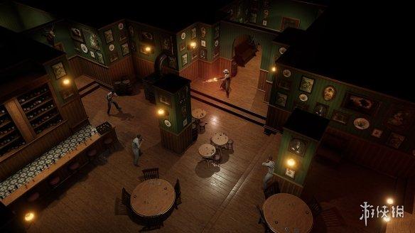 《罪恶帝国》游戏截图