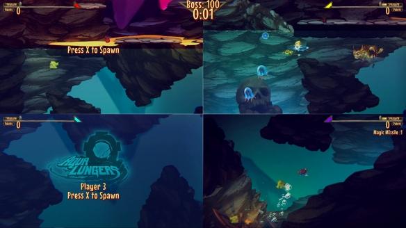 《深海竞速》游戏截图