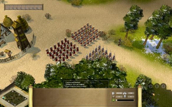 《罗马执政官高清重制版》游戏截图
