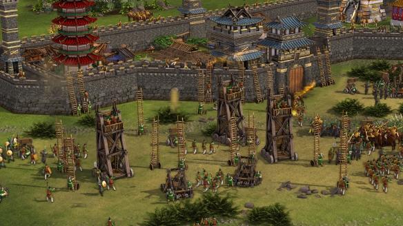 《要塞:军阀之战》游戏截图