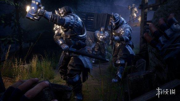 《罗根:城堡里的小偷》游戏截图