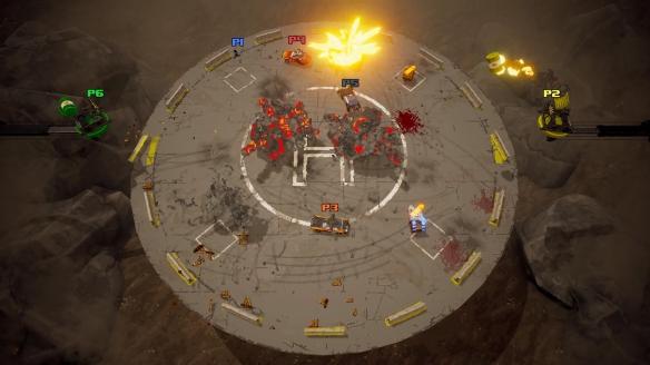 《雷霆拉力賽》游戲截圖