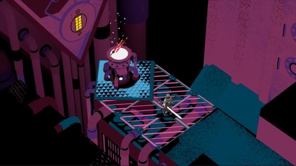 《井中生物》游戲截圖