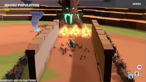 《Terrorarium》游戲截圖