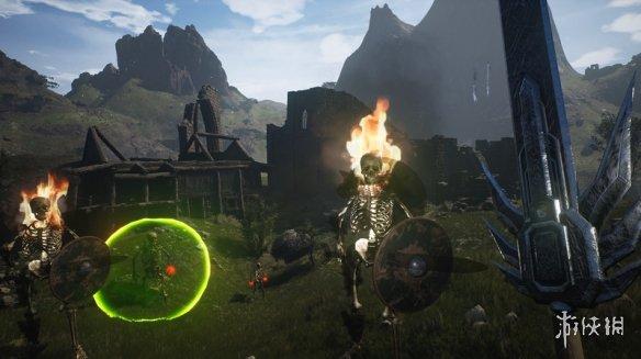 《埃勒洛斯起源:Wytchsun》游戏截图