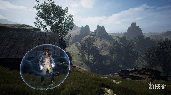 《埃勒洛斯起源:Wytchsun》游戲截圖