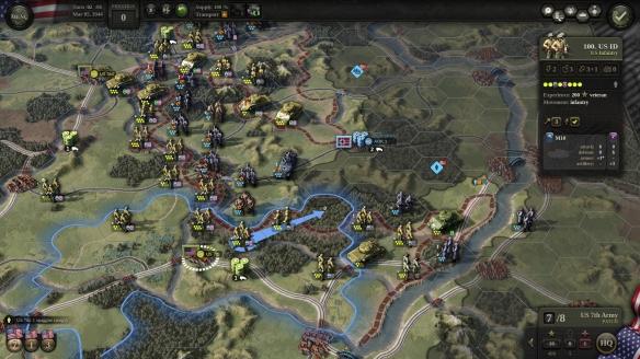 《統一指揮2》游戲截圖