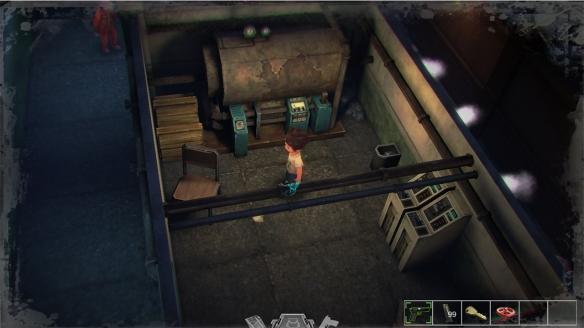 《秘館疑蹤》游戲截圖