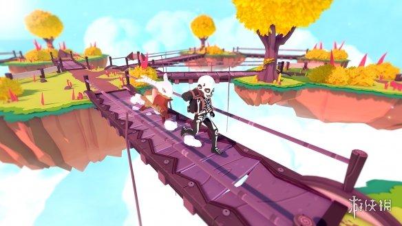 《Temtem》游戏截图