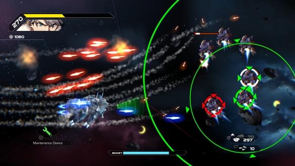 《硬核机甲》游戏截图-2