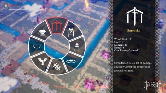 《SolSeraph》游戏截图4