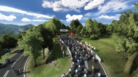 《職業自行車隊經理2019》游戲截圖