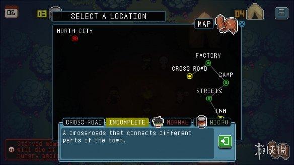 《活尸战棋》游戏截图