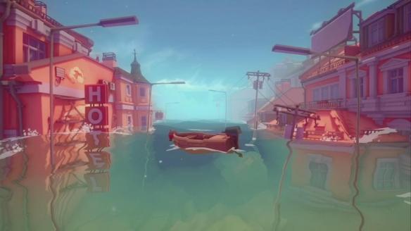 《孤独之海》怎么避免掉进水里 避免掉水里技巧分享