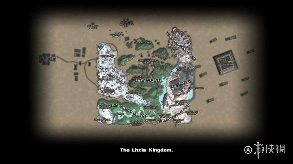 《永恒的边缘》游戏截图