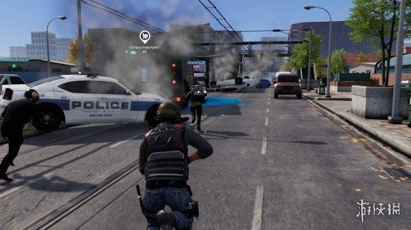 《Rogue Heist》游戲截圖