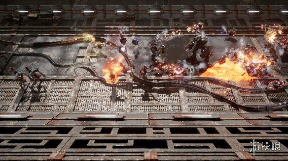 《殺戮小隊》游戲截圖