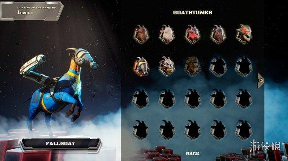 《使命山羊》游戏截图