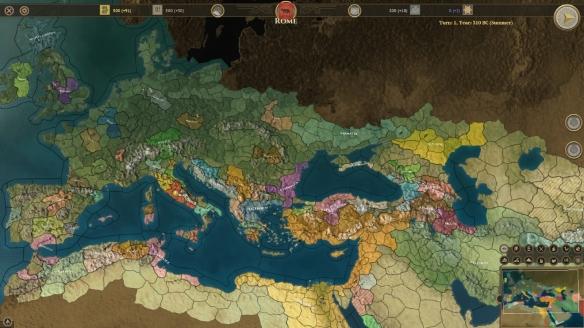 《荣耀战场:帝国》游戏截图1