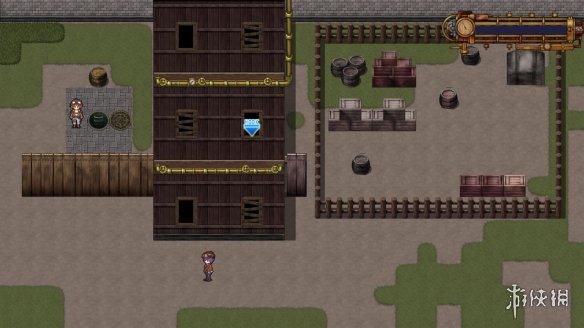 《蒸汽之都的侦探少女》游戏截图