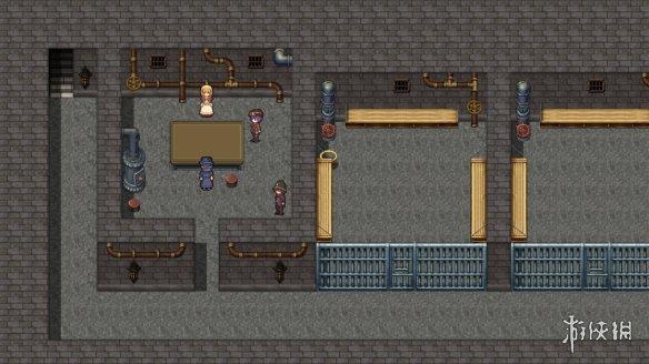 《蒸汽之都的侦探少女》游戏截图4