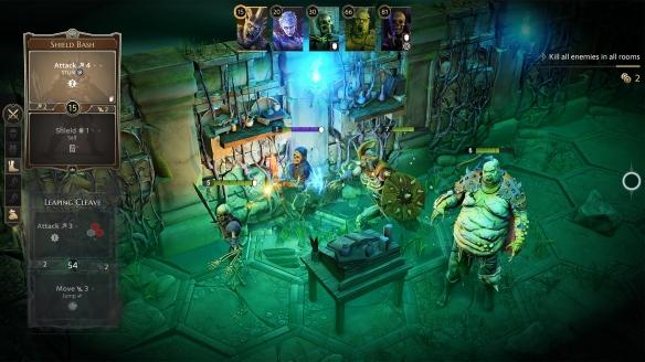 《幽港迷城》游戲截圖2