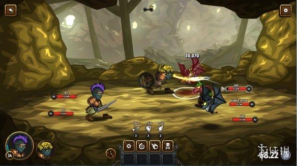 《劍與魂:未見》游戲截圖