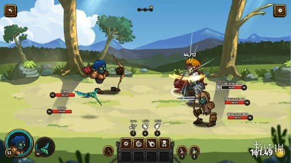 《剑与魂:未见》游戏截图