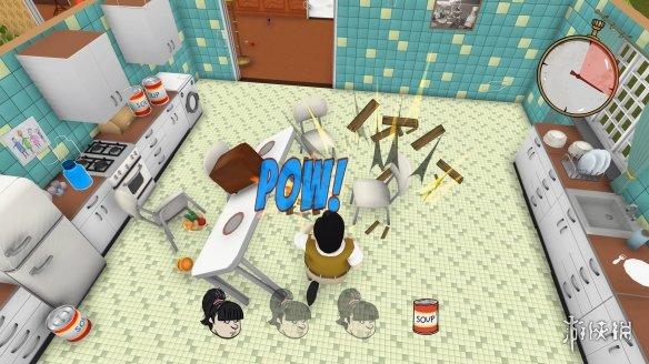 《60秒重制版》游戏截图
