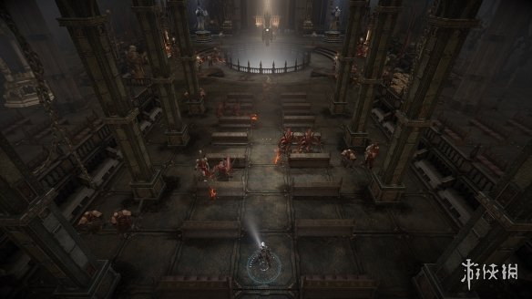 《战锤40K:审判官-预言》游戏截图