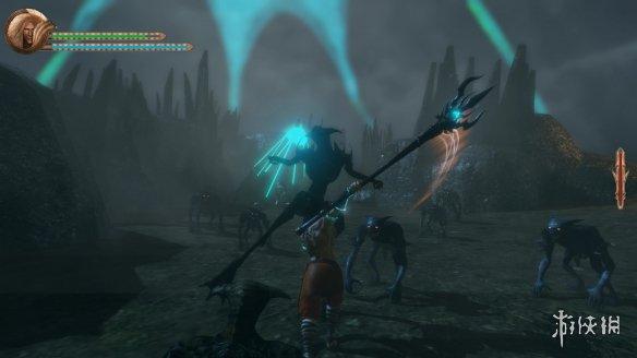 《第三只眼》游戲截圖