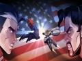 《钢铁之狼:混沌X》游戏壁纸-7