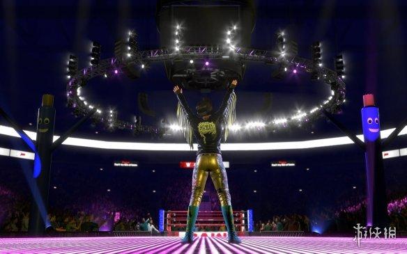《WWE 2K20》游戏截图
