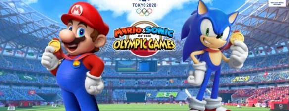 《马里奥和索尼克在东京奥运会》游戏截图
