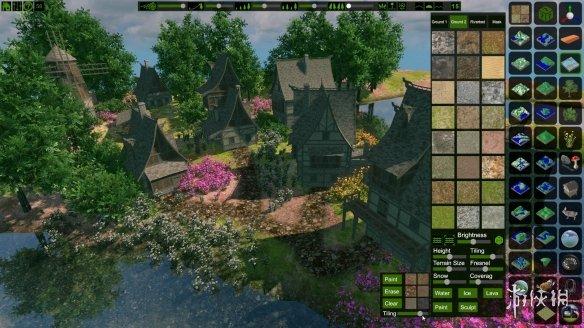 《FlowScape》游戲截圖