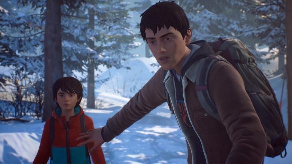 《奇异人生2》游戏截图-2