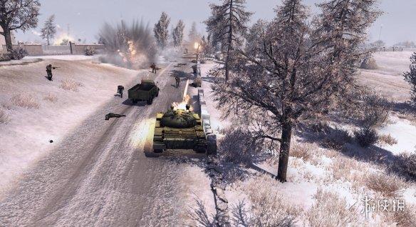 《战争之人:突击小队2-冷战》游戏截图