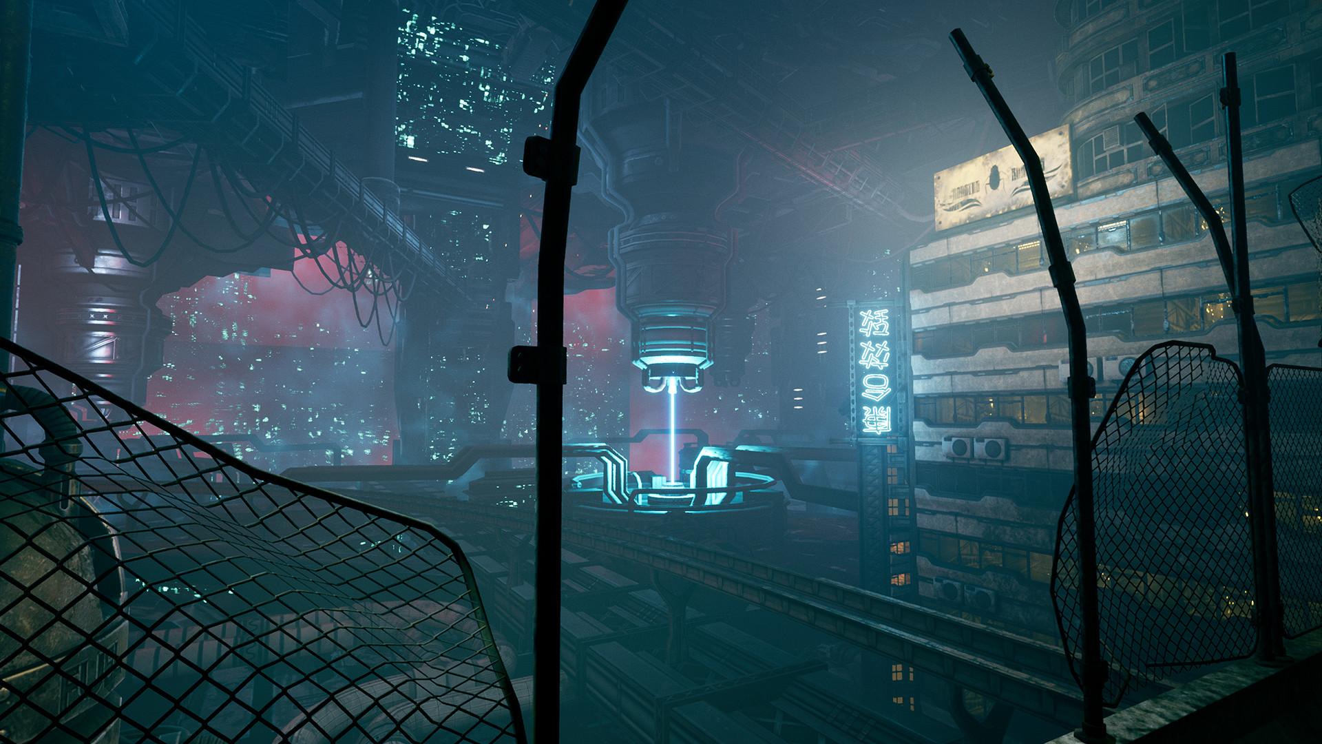 幽灵行者/Ghostrunner(更新硬核模式)插图4