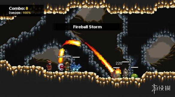 《怪物避難所》游戲截圖