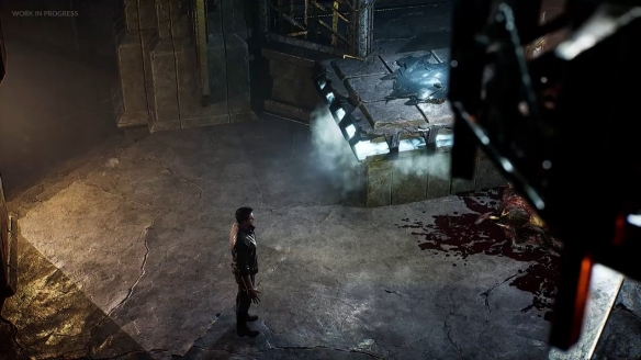 《恶魔猎杀》游戏截图-2