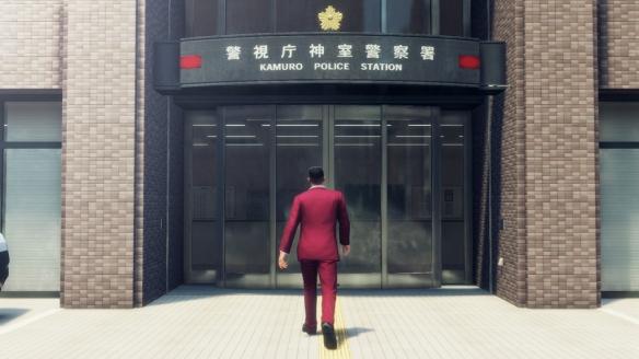 《如龍7》游戲截圖