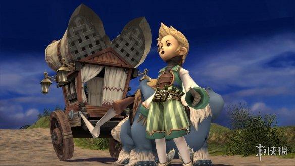 《最终幻想水晶编年史:复刻版》游戏截图