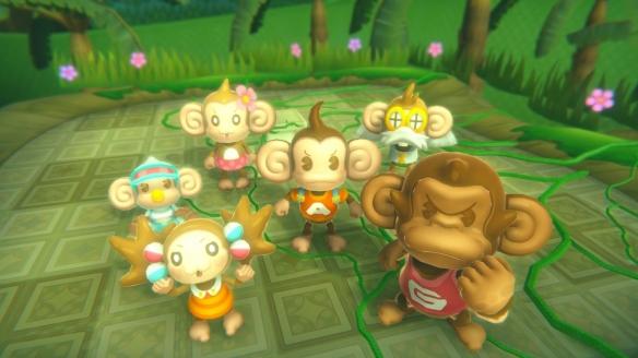 《現償好滋味!超級猴子球》游戲截圖