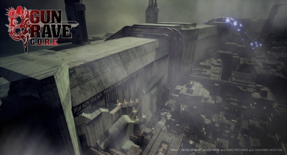 《槍神GORE》游戲截圖