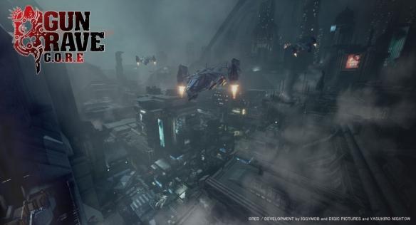 《枪神GORE》游戏截图