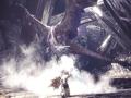 《怪物猎人世界:冰原》游戏壁纸-2