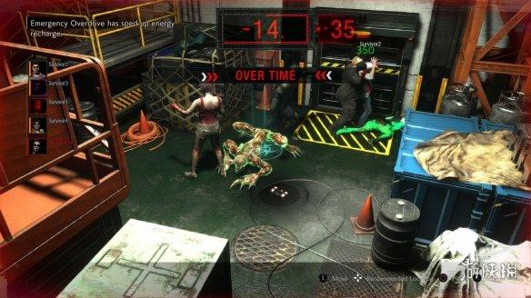 《Project Resistance》游戏截图