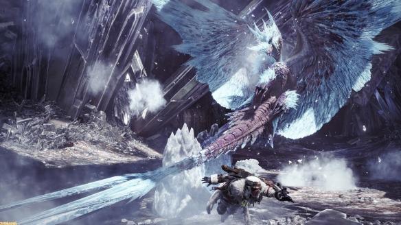 《怪物猎人世界冰原》全新技能解释说明 新技能效果介绍