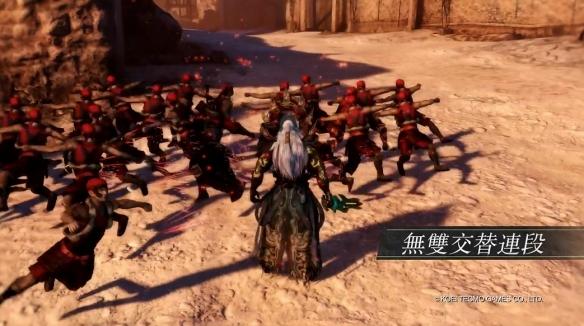 《无双大蛇3终极版》游戏截图