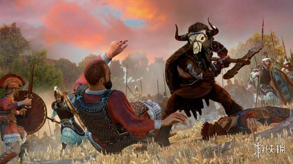 《全面战争传奇:特洛伊》游戏截图